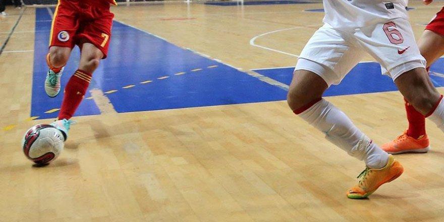 Futsal hakemi Çetin'e FIFA'dan görev