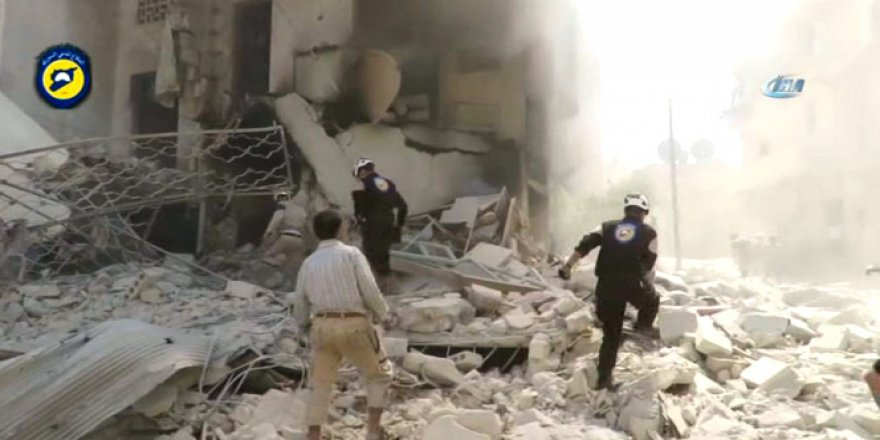 Suriye'de klor saldırısına BM soruşturması