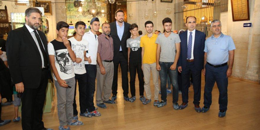 Beştepe'den Uğur İbrahim Altay'a tam destek