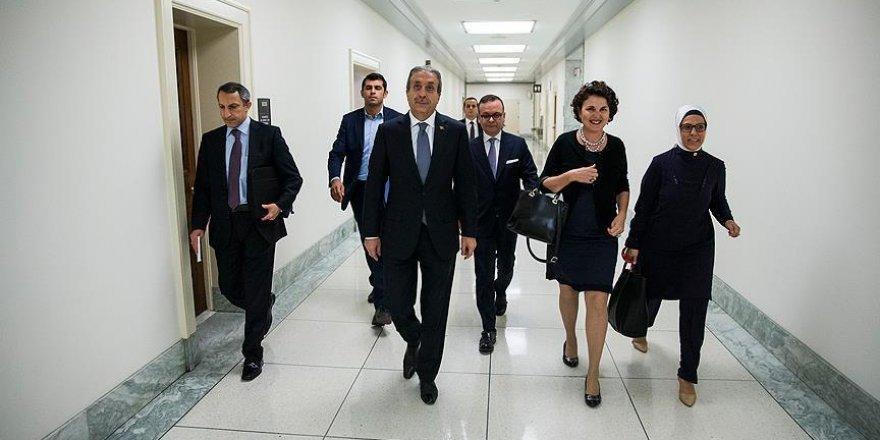 Eker: FETÖ Türkiye aleyhine algı için operasyonlar yapmış