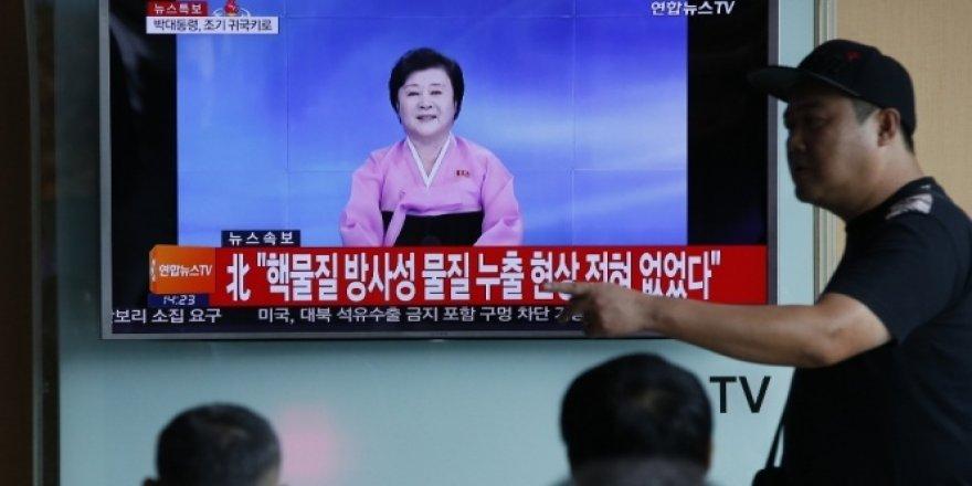 """Kuzey Kore: """"Başarılı bir nükleer deneme gerçekleştirdik"""""""