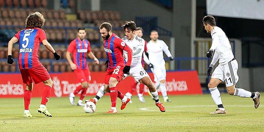 Beşiktaş, Kardemir Karabükspor'u konuk edecek