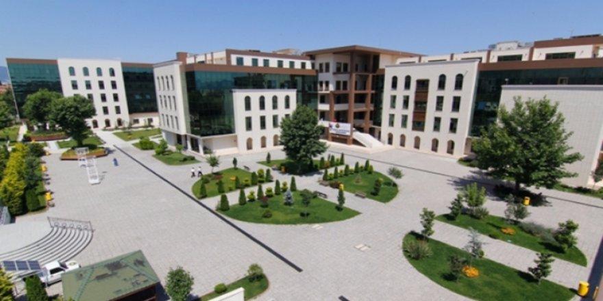 O üniversite FETÖ'nün himmet karargâhı çıktı
