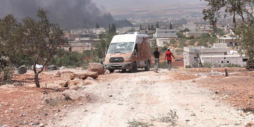 'Halep kırsalının da teröristlerden arındırılması gerekir'