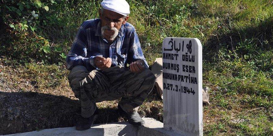 72 yaşındaki Durmuş Dede köylülere kızınca...