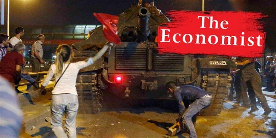 FETÖ'nün İngiliz avukatı Economist