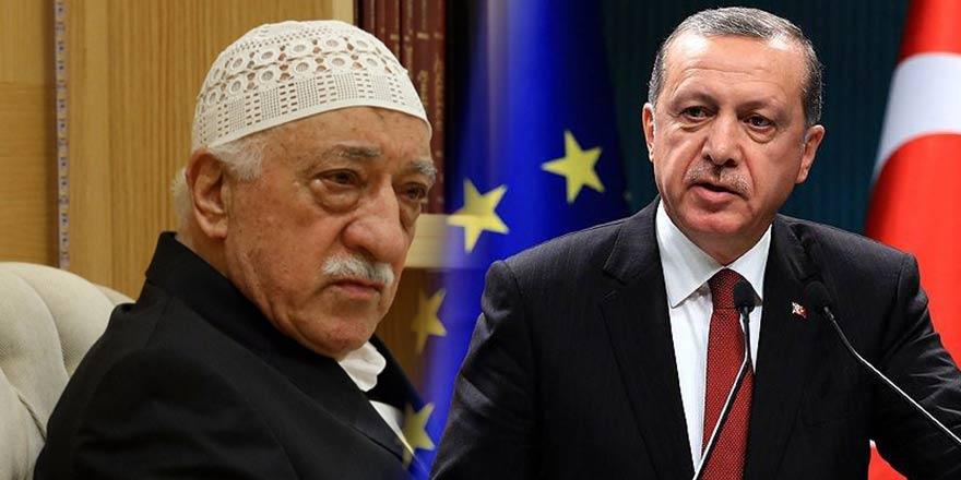 Gülen'den Obama'ya çağrı: Erdoğan'ı devir yoksa...
