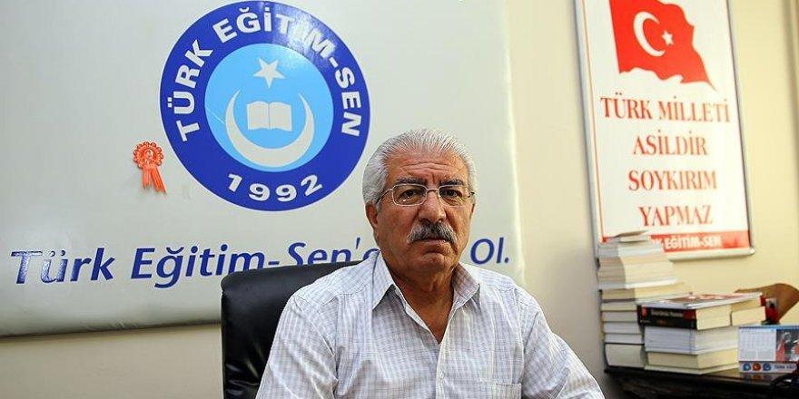 'Devletin birlik ve beraberliğini hedef alanlar görevden alınmalı'