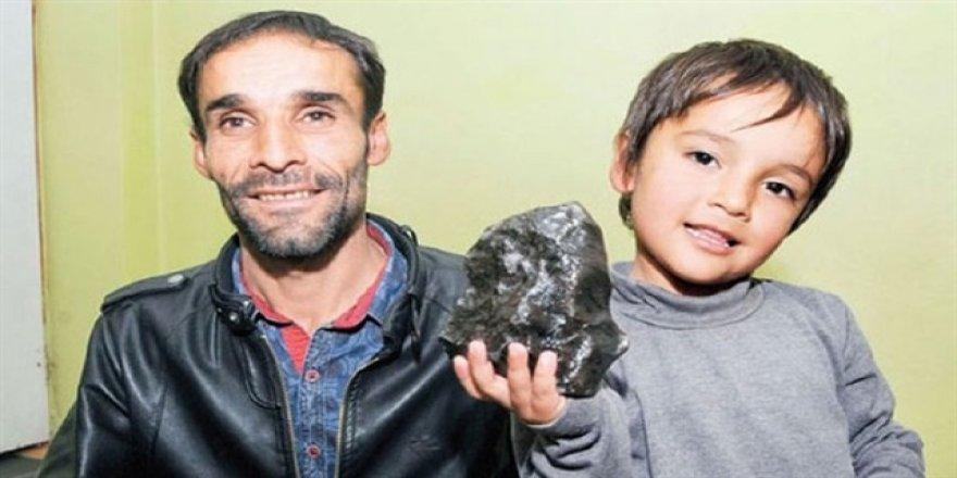 300 bine satmadığı meteoridi bakın kaç liraya sattı!