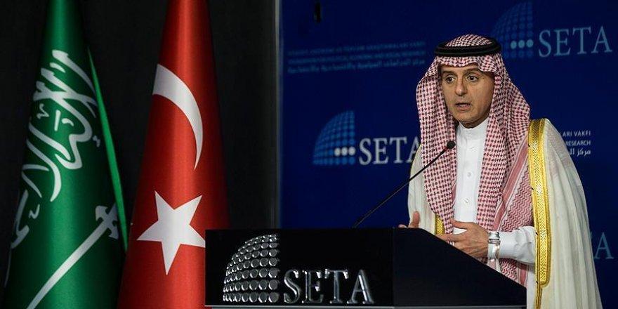 """""""Esed, teröristleri Suriye'ye çeken bir mıknatıs konumunda"""""""