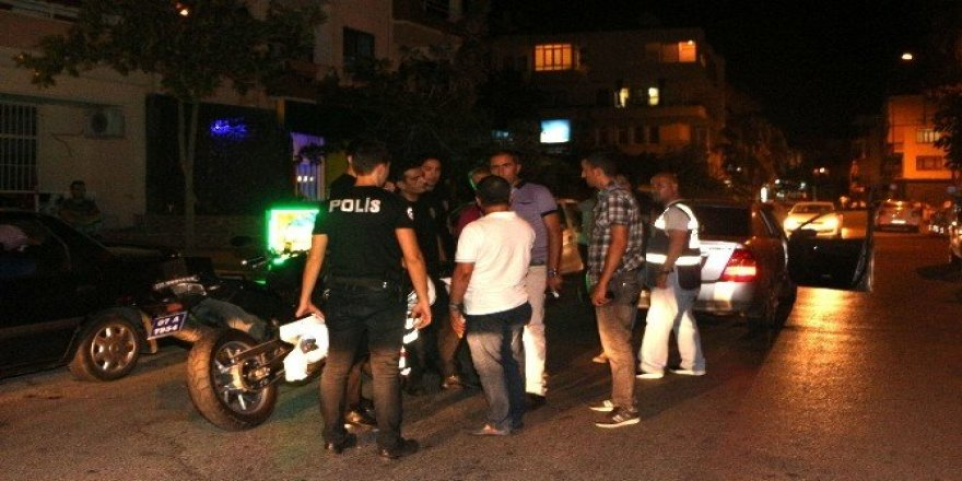 Alanya'da polisten huzur operasyonu