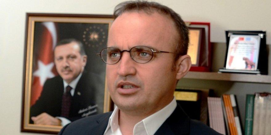 Turan: 'Kürtlerin en büyük sorunu HDP, PKK'dır'