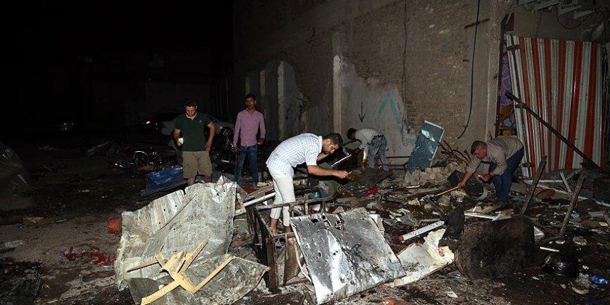 Bombalı saldırı: 16 ölü, 23 yaralı!