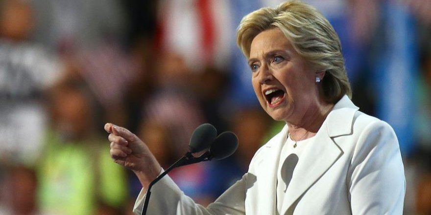 Clinton'un önceliği ulusal güvenlik