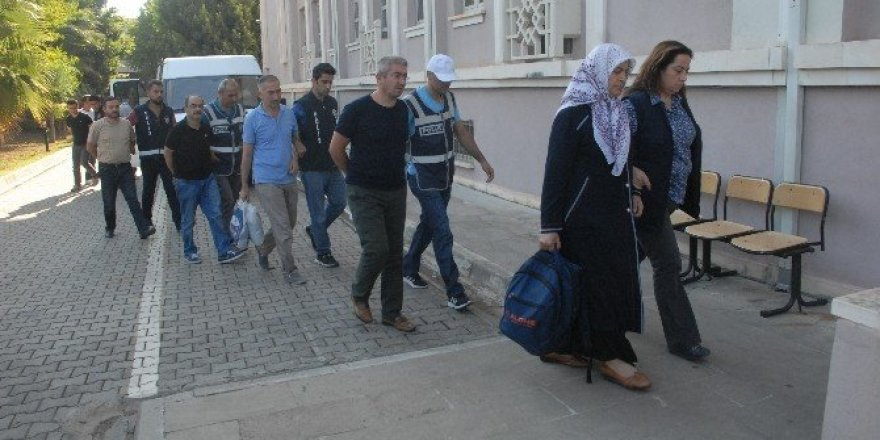 Fethiye'de FETÖ soruşturmasında 4 kişi tutuklandı