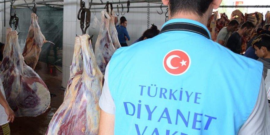 Hayır kurumları Azerbaycan'da kurban eti dağıtacak