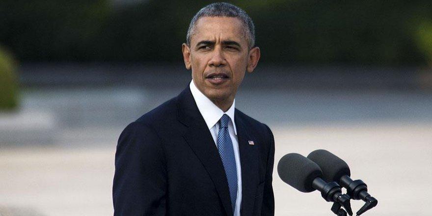 Obama'dan 11 Eylül mesajı