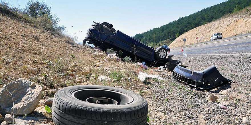 Bayram trafiğinde ilk gün bilançosu: 10 ölü 44 yaralı