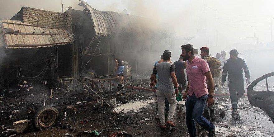 Bağdat'ta bombalı saldırılar: 9 ölü