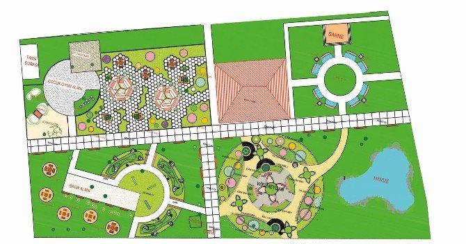 Aydın Kanza parkı yenileniyor