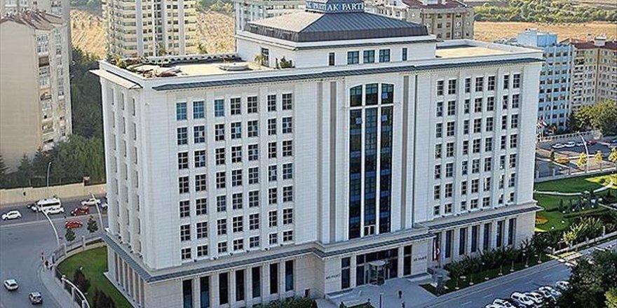 AK Parti'de bayramlaşma salı günü gerçekleşecek