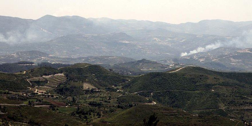 Esed güçleri Cebel Ekrad'a kara harekatı başlattı