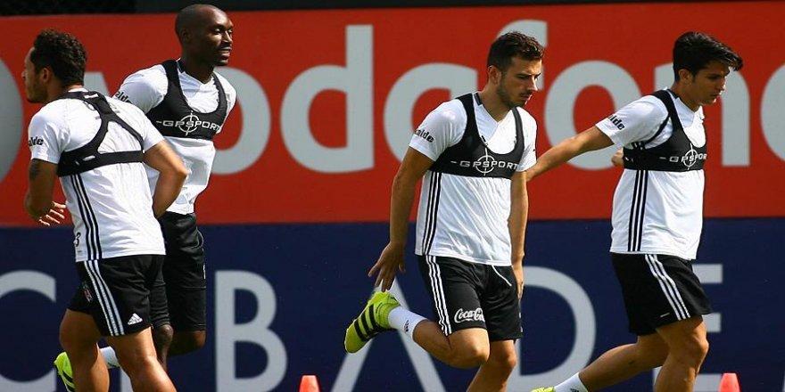 Beşiktaş'ta Benfica mesaisi başladı