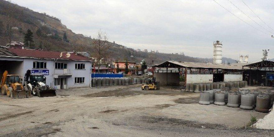 Trabzon Büyükşehir Belediyesi fabrika gibi çalışıyor