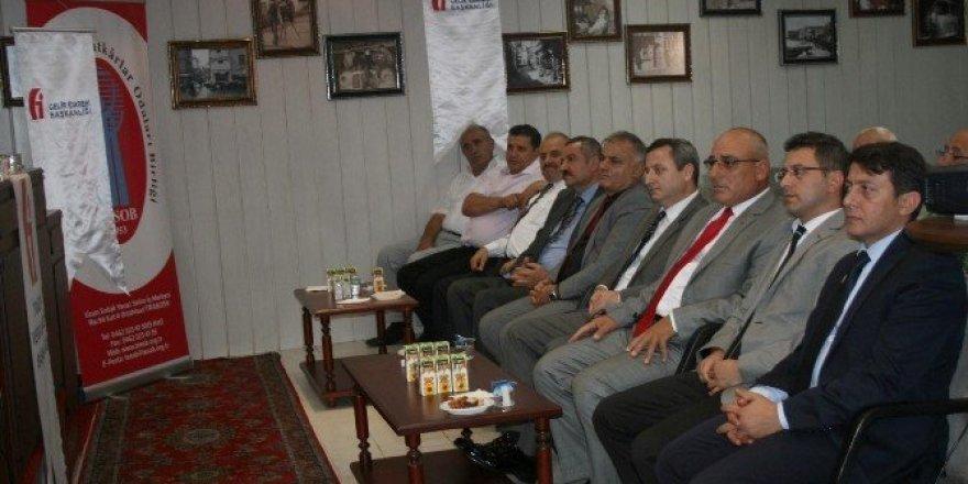 TESOB'dan üyelerine vergi borcu yapılandırma semineri