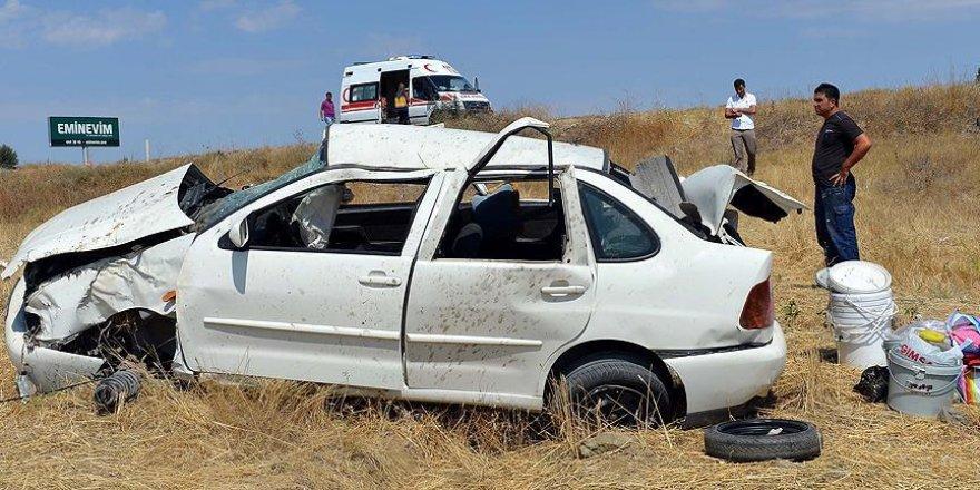 Bayram trafiğininde 2. gün bilançosu: 6 ölü, 17 yaralı