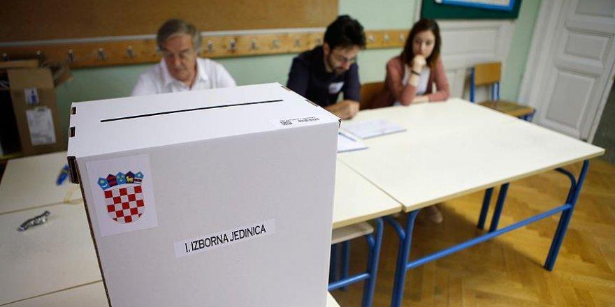 Hırvatistan'daki genel seçimlerde oy verme işlemi tamamlandı