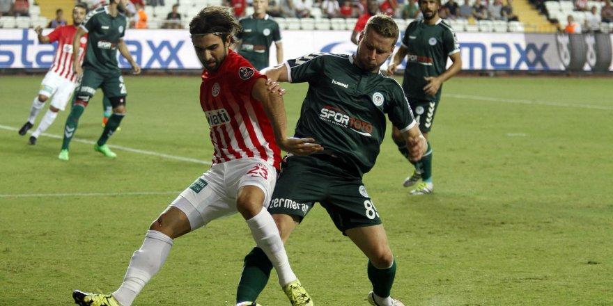 Antalyaspor-Konyaspor (canlı anlatım)
