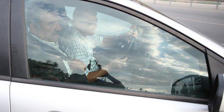 Öcalan'ın kardeşi Mehmet Öcalan İmralı'dan döndü
