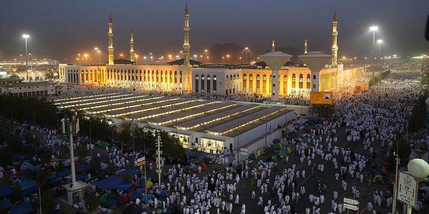 2 milyonu aşkın Müslüman hacı oldu