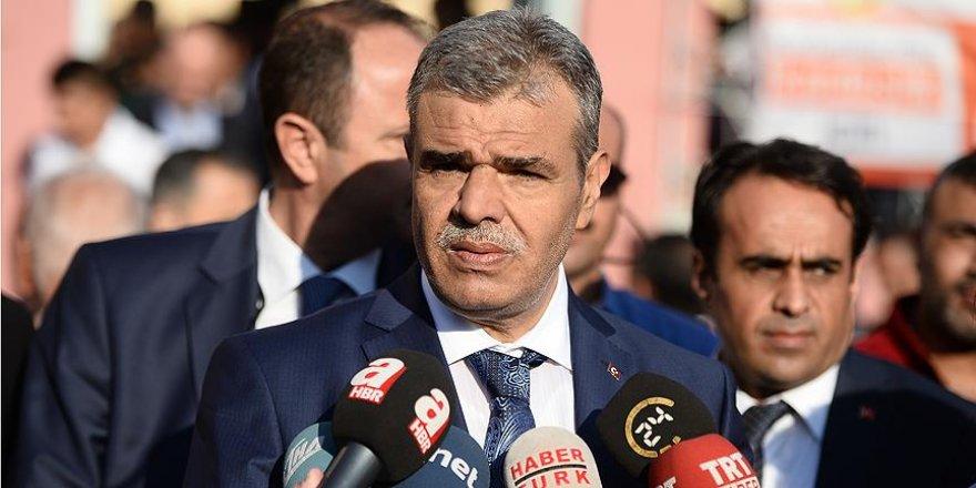 'Kimse bize bu sınırlarımızdan terörist ve terör ihraç edemeyecektir'