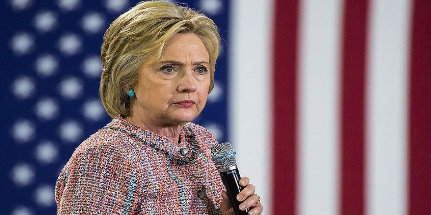 Hilary Clinton'a zatürre teşhisi kondu