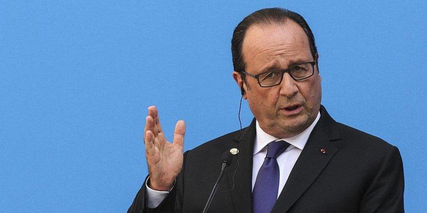 Fransa Cumhurbaşkanı Hollande'ın kızını dolandırdılar
