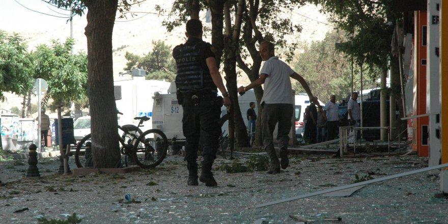 Van'daki terör saldırısıyla ilgili yayın yasağı