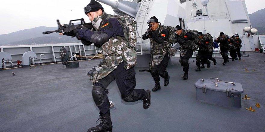 Çin ve Rusya'dan ortak askeri tatbikat