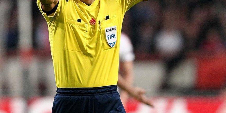 Konyaspor-Shakhtar Donetsk maçını yönetecek hakem açıklandı