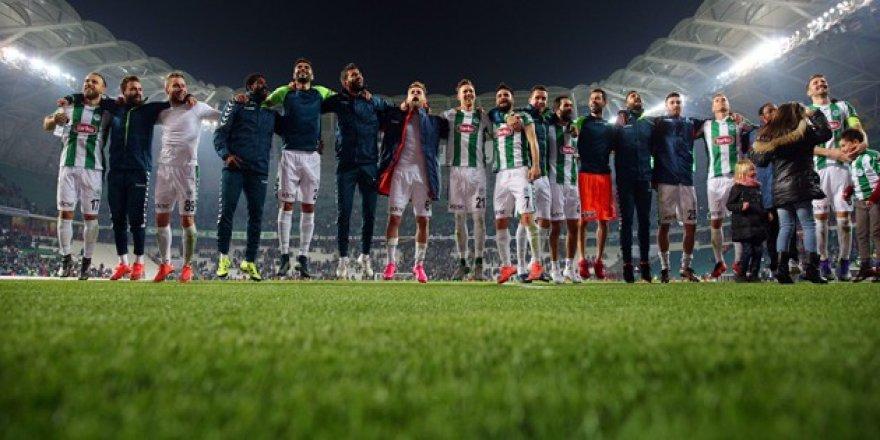 Konyaspor-Shakhtar maçının biletleri satışa çıktı