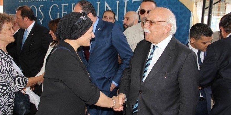 Bakan Avcı, Eskişehir'de bayramlaşma törenine katıldı