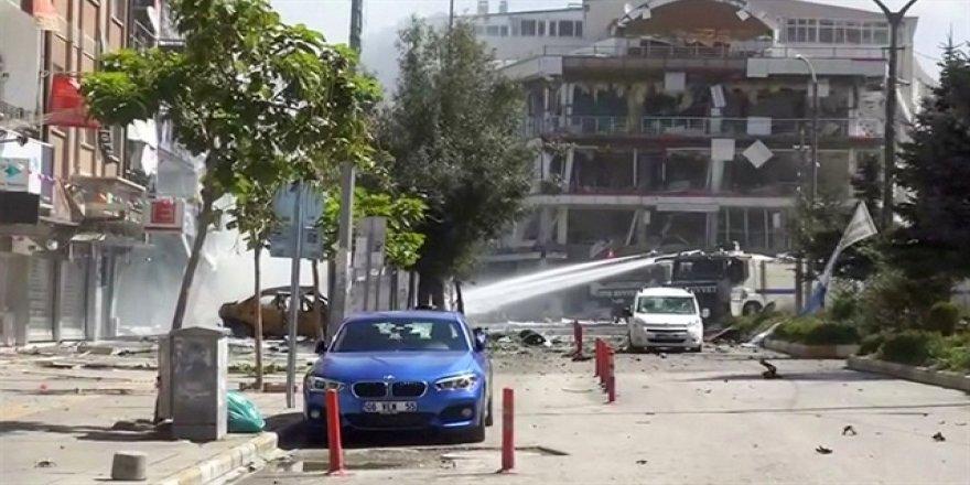 Van'daki hain saldırıyı PKK üstlendi