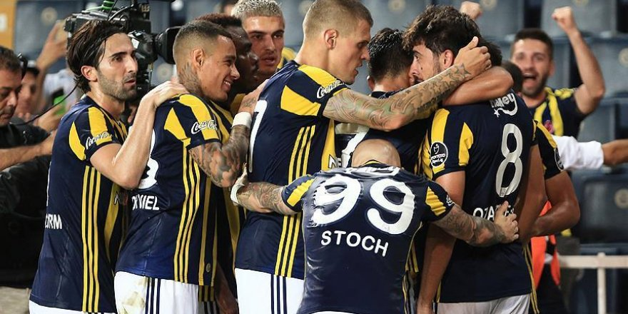 Fenerbahçe'nin Ukrayna takımlarına karşı galibiyeti yok