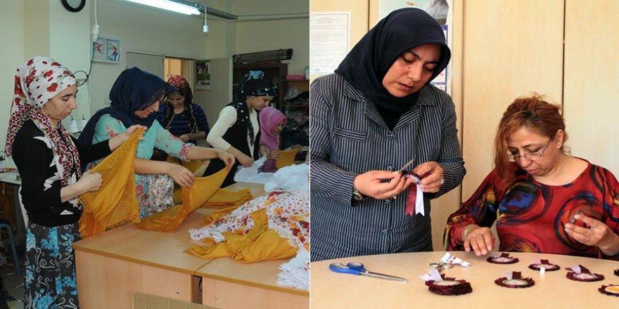 Doğu'daki kadınların 'yatırım ve kalkınma hamlesi' sevinci
