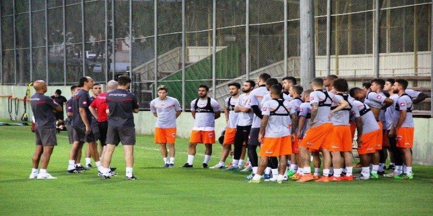 Adanaspor, Osmanlıspor maçının hazırlıklarını sürdürüyor