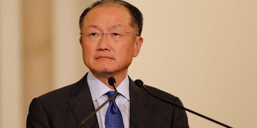 Dünya Bankası Başkanı Kim'in ikinci dönemi kesinleşti
