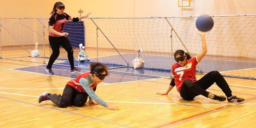 Golbol Kadın Milli Takımı yarı finale yükseldi