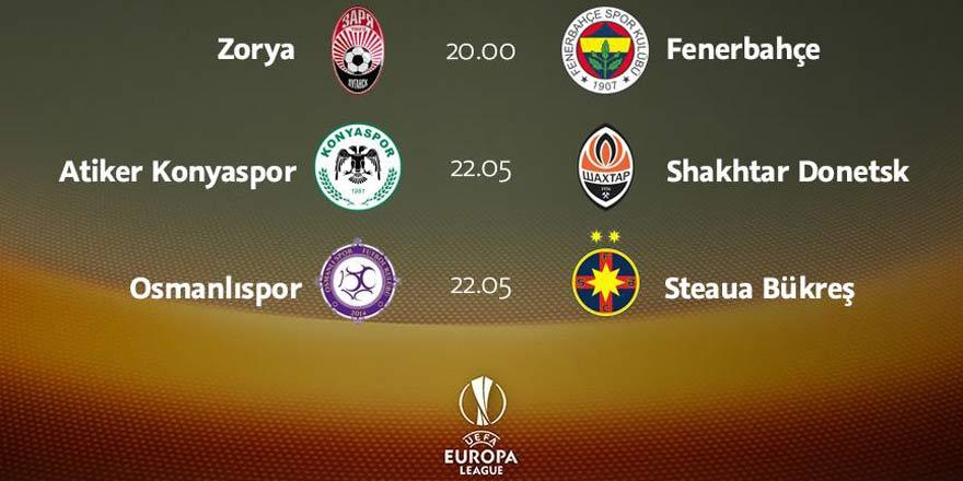 Konyaspor Avrupa'da ilk maçına çıkıyor