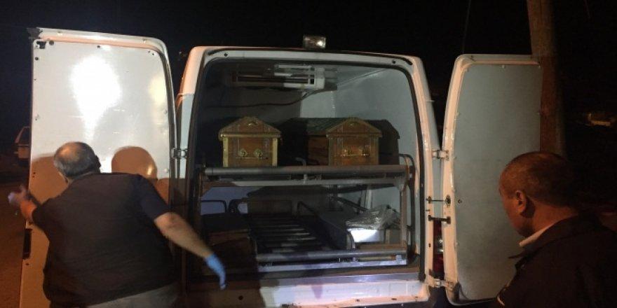 Başkent'te akraba cinayeti: 2 ölü